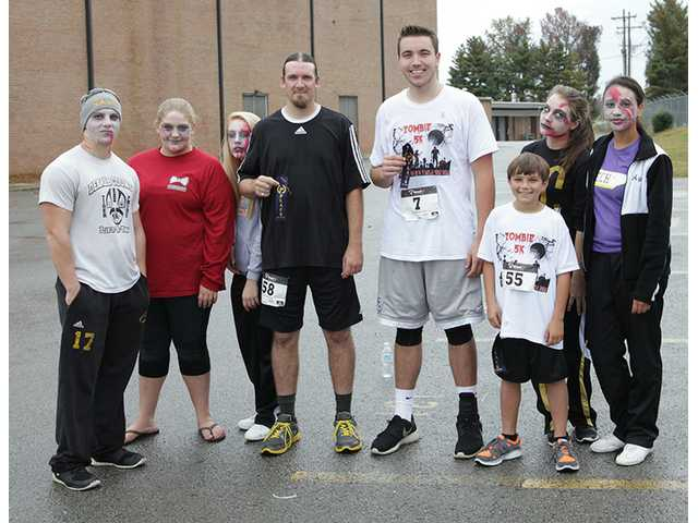 Project Graduation Zombie Run