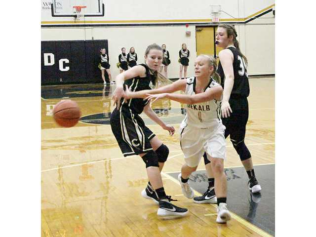 Lady Tigers win nailbiter against Central Magnet