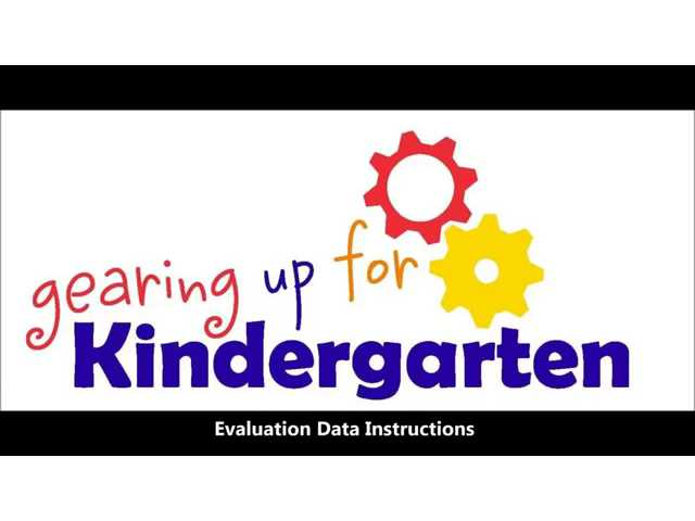 May 6 is Kindergarten registration day