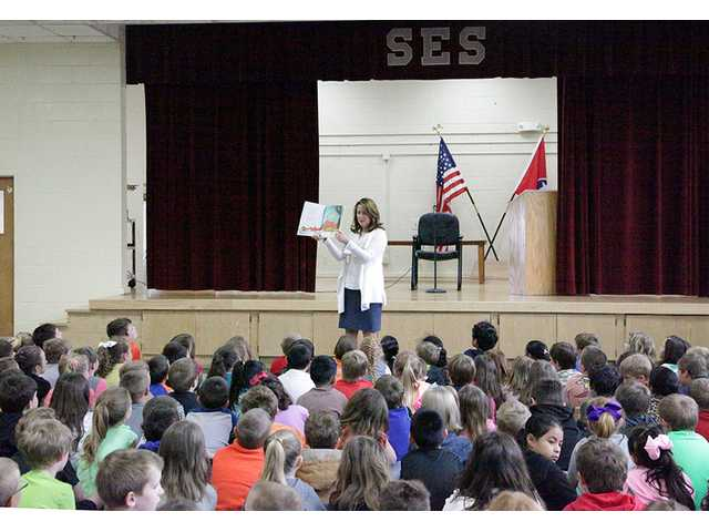First Lady visits SES