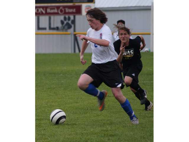 Saints soccer drops Upperman