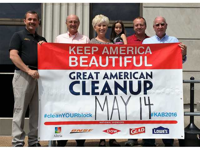 DeKalb to participate in Great american Clean Up