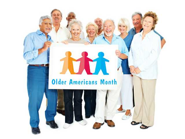 Celebrate National Older Americans Month this May