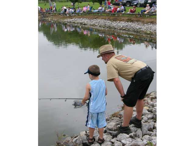 Hook into Free Fishing Day