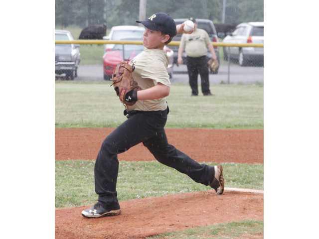 Major League TYBA baseball winds up season