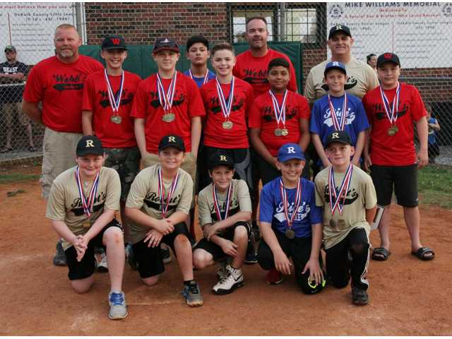 DeKalb Youth Baseball All-Stars chosen for 2016