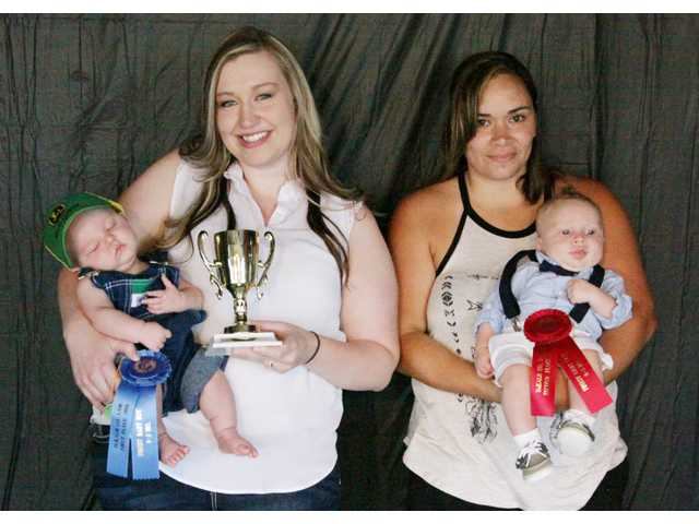Fair Baby Show overflows with cuteness