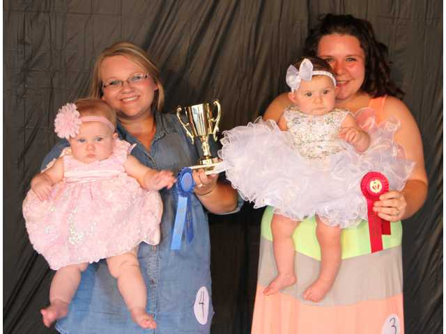 Fair Baby Show overlows with cuteness