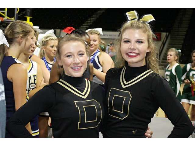 DCHS cheerleaders earn gold ribbons at TTU camp