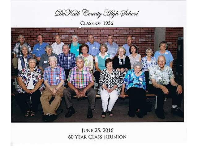 Class of '56 holds reunion