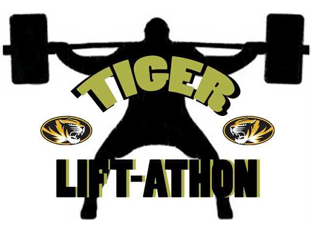 Lee tops Lift-a-Thon