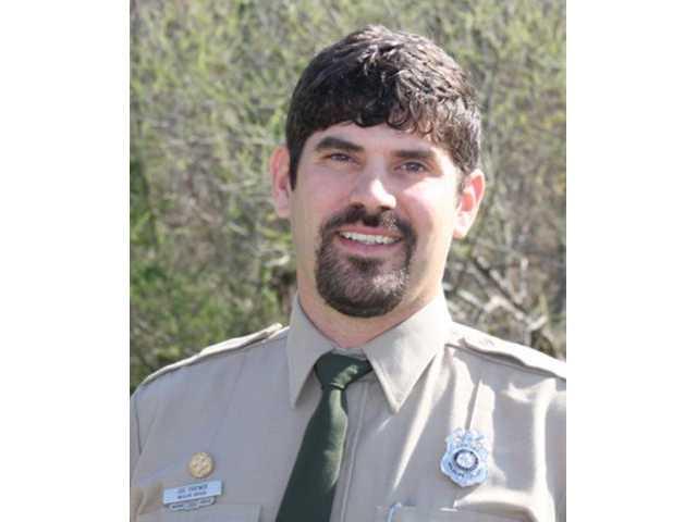 Fortner named TWRA Officer of the Year