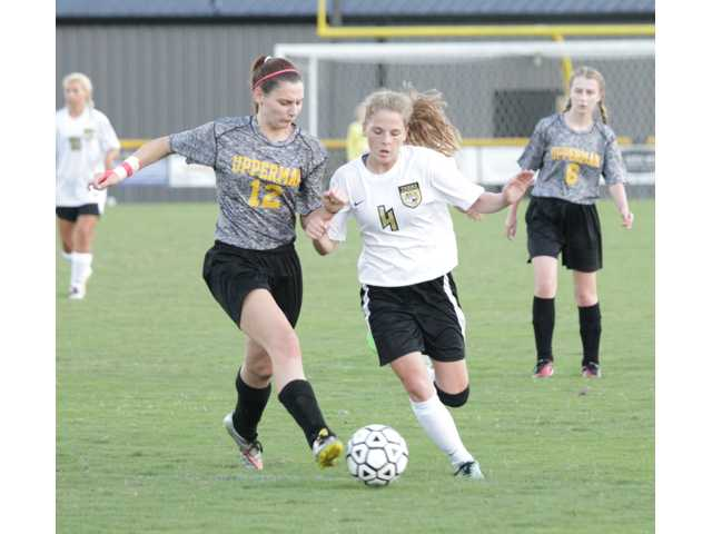 Lady Tigers pull Upperman's stingers
