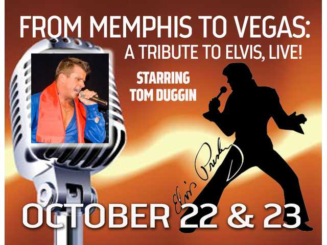 Cannon arts center to host Elvis tribute
