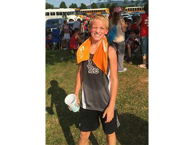 DeKalb Middle School cross country teams earn spot in state tourney