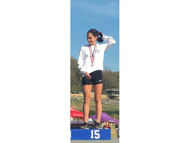 Ruch Medals at TSSAA State meet