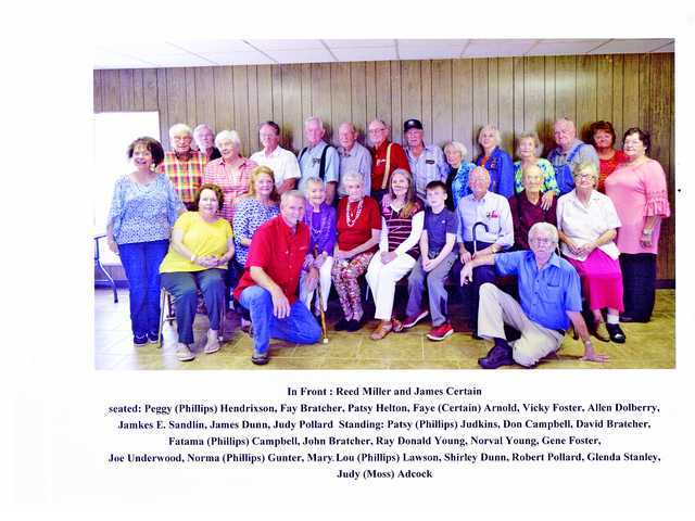 Blue Springs School Holds 10th Annual Reunion