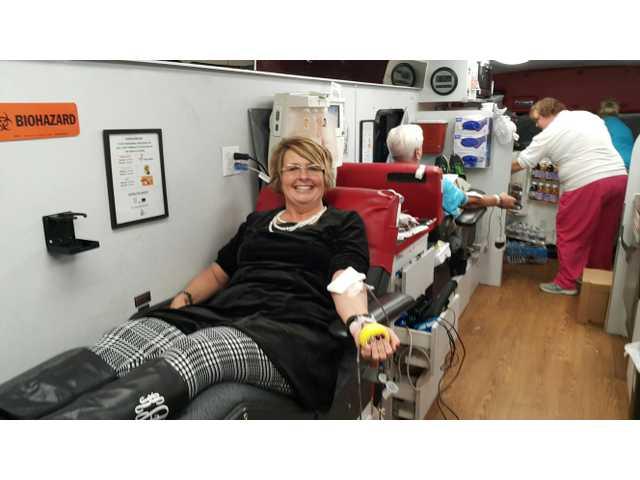 DeKalb Blood Drive a great success