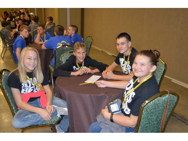 DeKalb's Hayes to advance to national Junior Beta finals
