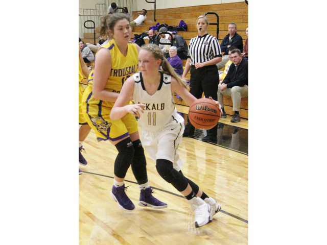 Snow stalls Tiger's game, Lady Tigers swat Yellow Jackets
