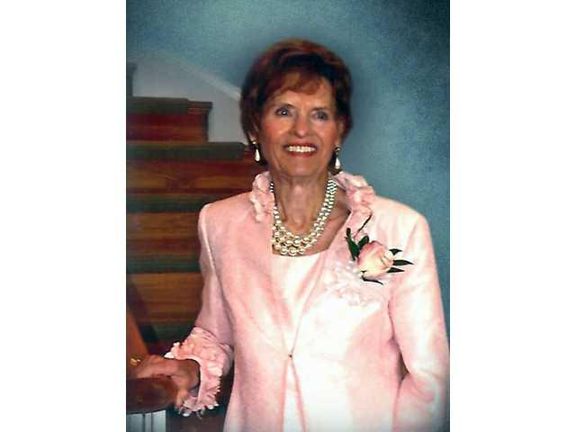 Mary Evelyn Hale Taylor
