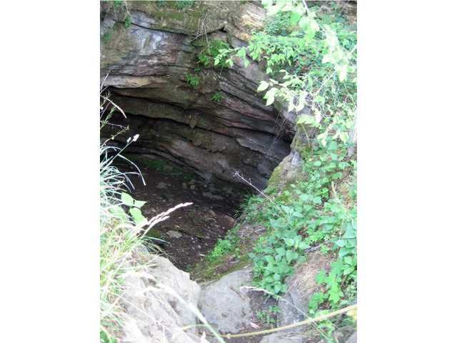 Man rescued from Dry Creek cave