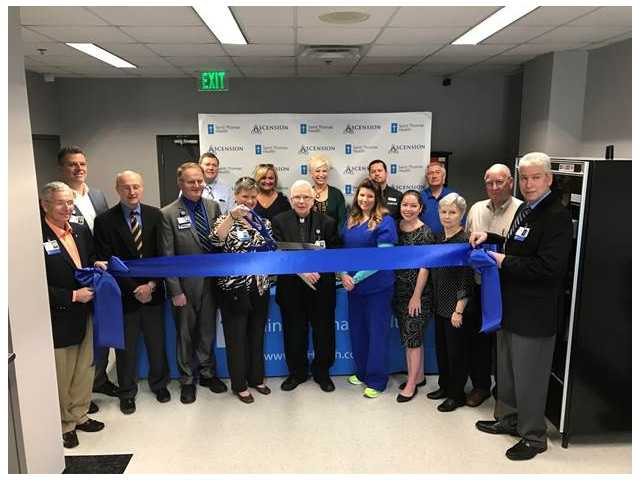 Saint Thomas DeKalb Hospital Undergoes Complete Renovation of its Emergency Department