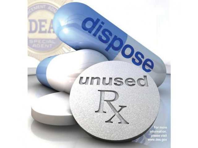 Prescription Drug Take Back Day set for April 22