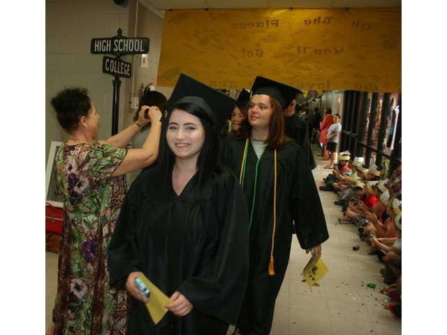 Changes announced for DCHS graduation