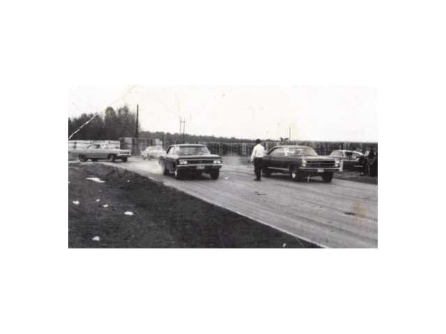 Reminisces: The Smithville Drag Strip