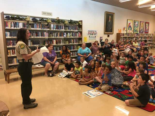 Summer reading program combats summer slide