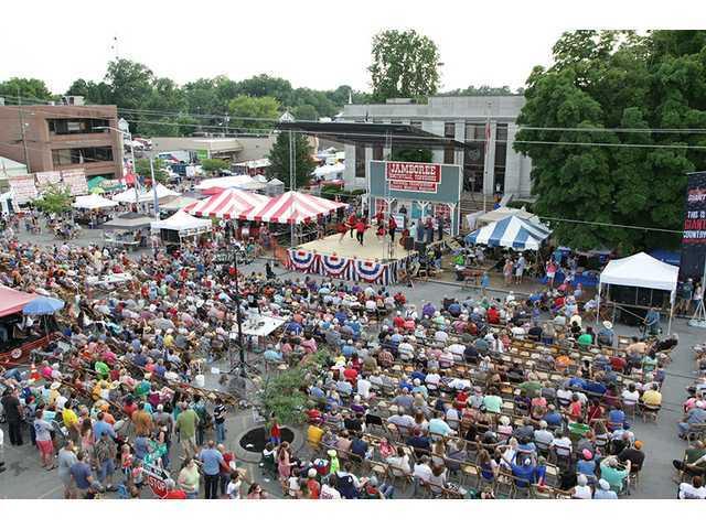 Fiddlers Jamboree & Crafts Festival set to begin June 30