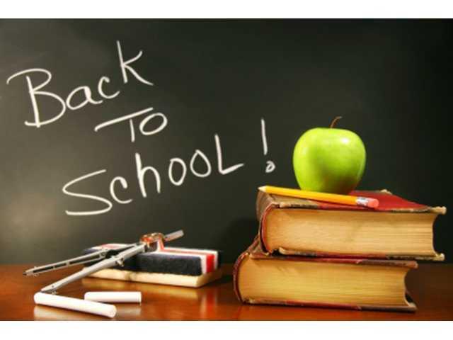 County schools register August 7