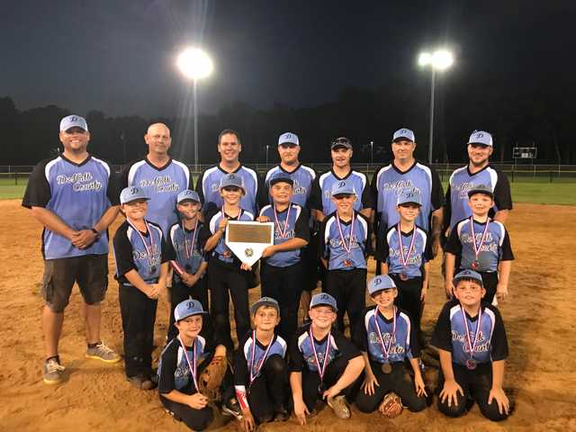 Coach Pitch All-Stars win Pre-State Showdown