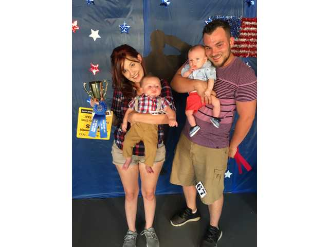 Baby and Toddler Show winners at the fair