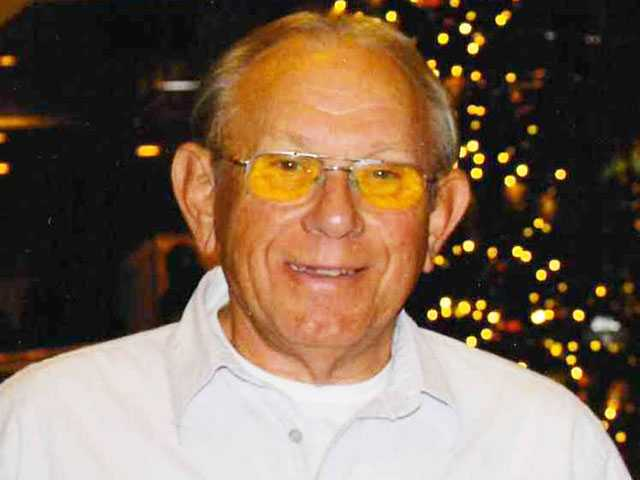 Elmus Johnson, 75