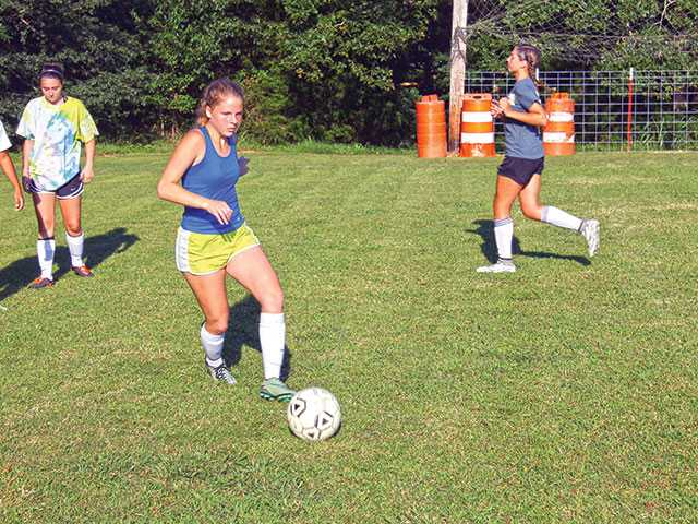 Tigerettes prepare for soccer Playday