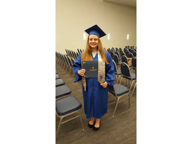 Williams graduates from Tennessee College of Applied Technology