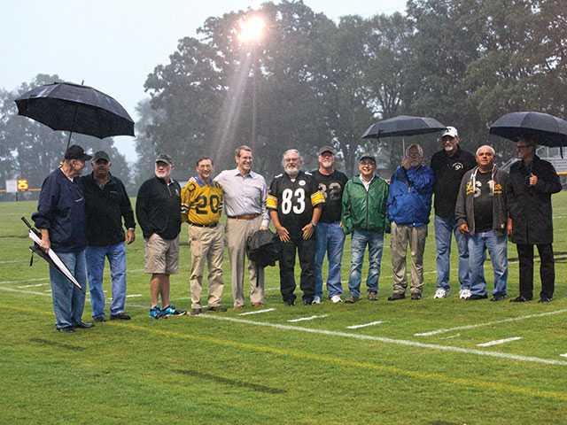 Tigers honor 1972 DCHS football team