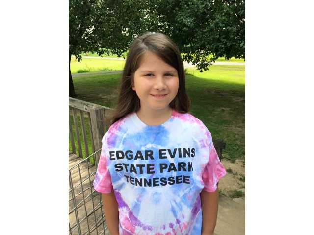 Smithville Brownie Scout Troop 3094 partners with Friends of Edgar Evins State Park
