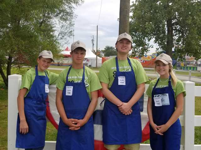 4-H grilling team is state bound
