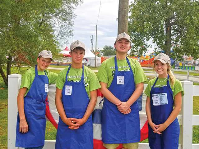 4-H grilling team headed to state