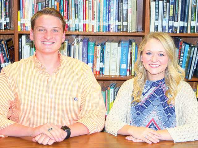 Mr., Miss DeKalb County High School named