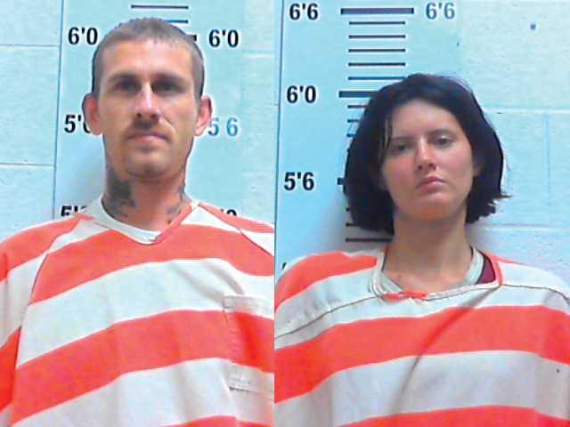 Pair arrested for 13 burglaries