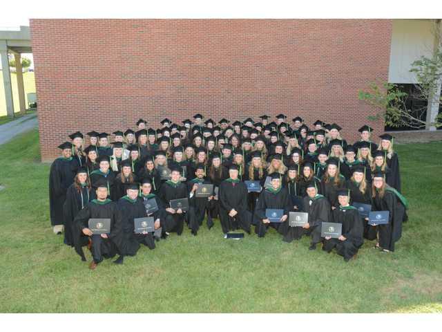 Dowelltown's Bennett receives Master's Degree from Lincoln Memorial University