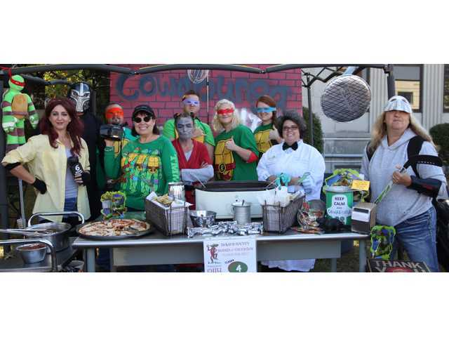 Habitat for Humanity Annual Chili Cook-off October 27