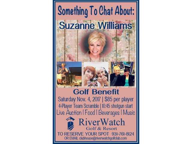 Suzanne Williams Benefit Golf Tournament