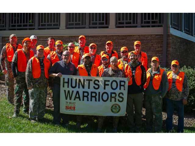 Enterprise South Nature Park Wounded Warrior Hunt successful