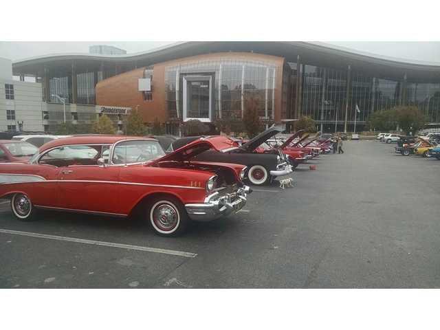 Nashville Baptist Church first Fall Festival & Classic Car Show