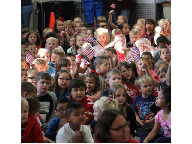 Smithville Elementary School Veteran's Celebration Nov. 3